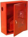 Шкаф пожарный 310-НОК (навесной открытый красный) 650Н*540*230