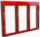 Щит пожарный открытый ЩПО 1250*019*1050Н