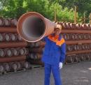 Монтаж трубопроводов из гофрированных полипропиленовых труб