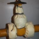 Кожух Защитный КЗТТ для трубопроводной арматуры