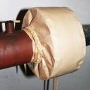 Кожух Защитный КЗХ (химстойкий) для фланцевых соединений